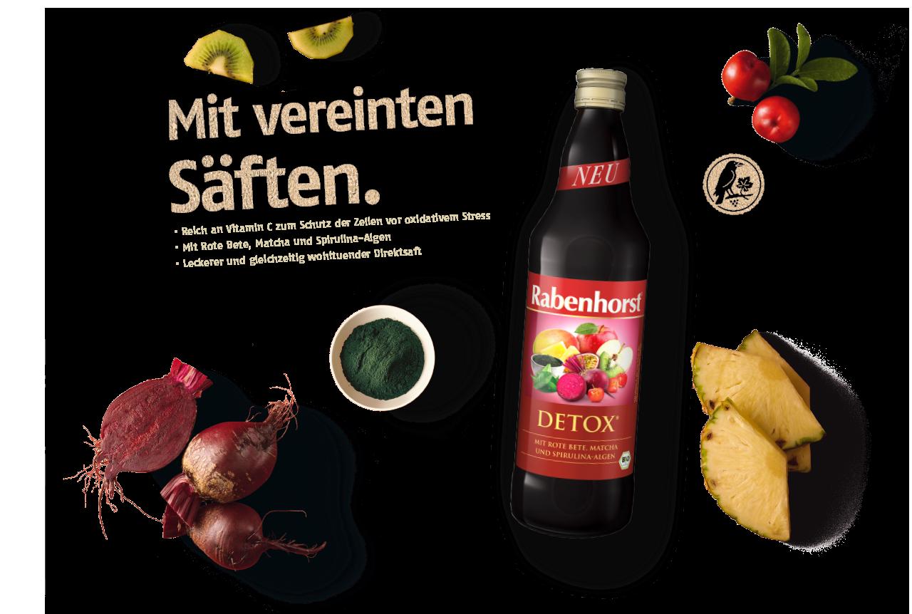 Abbildung: Rabenhorst Detox