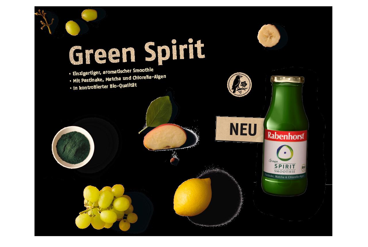 Abbildung: Rabenhorst Green Spirit