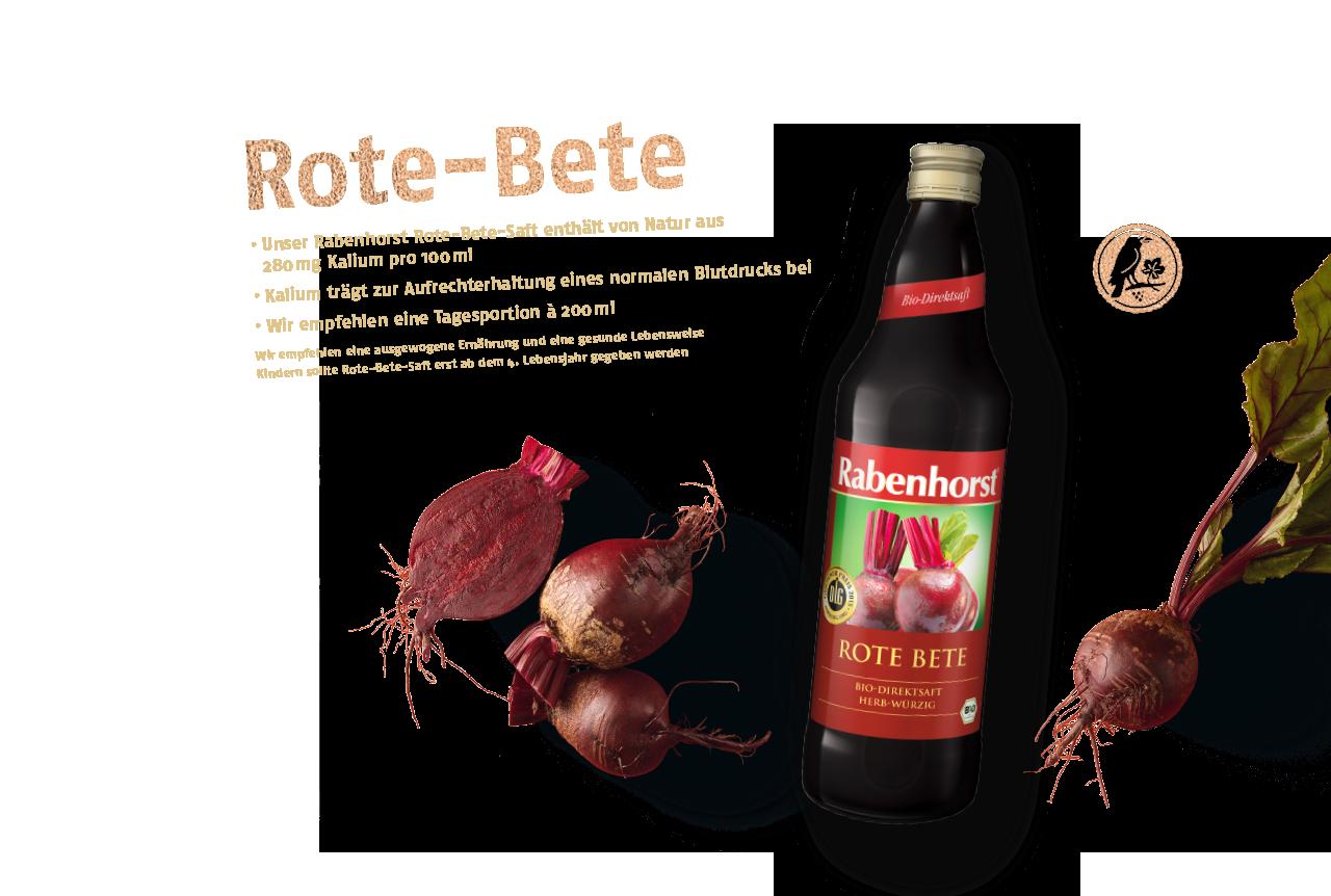 Abbildung: Rabenhorst Rote-Bete