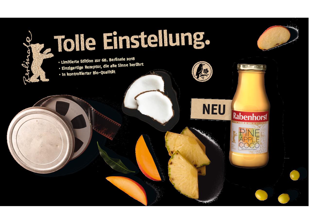 Abbildung: Rabenhorst Pineapple Coco